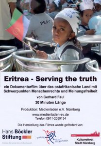 Eritrea Serving the truth DVD