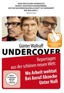 Günther Wallraff Undercover DVD